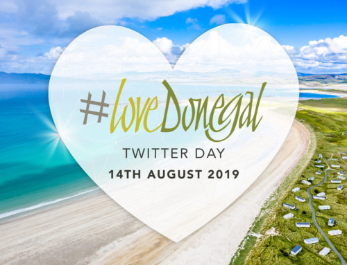 Donegal's Aim for Twitter Fame –  #LoveDonegal Campaign Launched