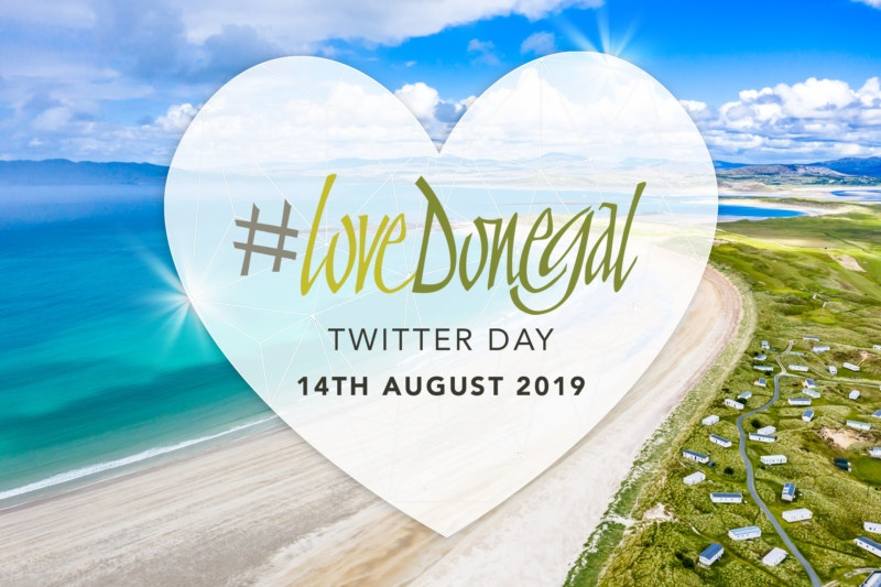 Love Donegal day on twitter