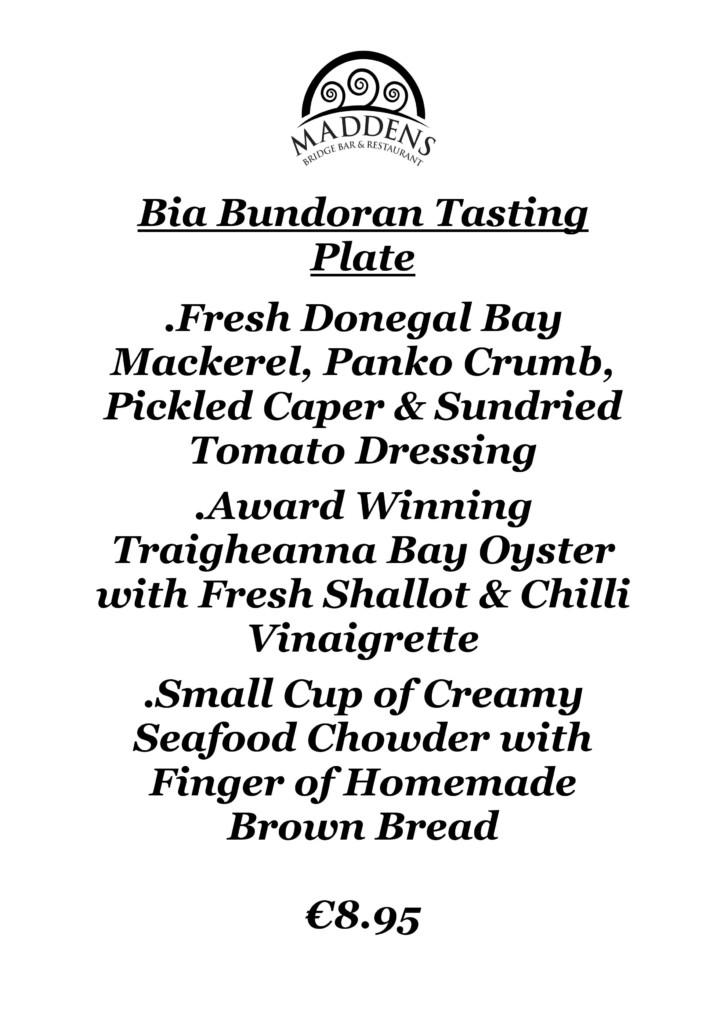 bia bundoran food festival