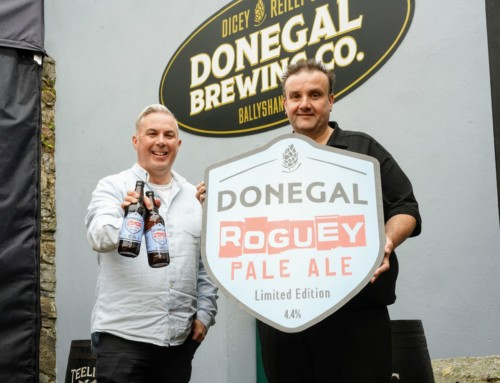 Roguey Pale Ale to be launched at Bia Bundoran Festival