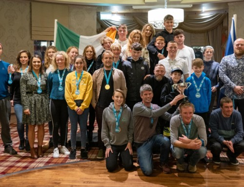 Three in a row for Team Ireland in Celtic Cup Surf Comp