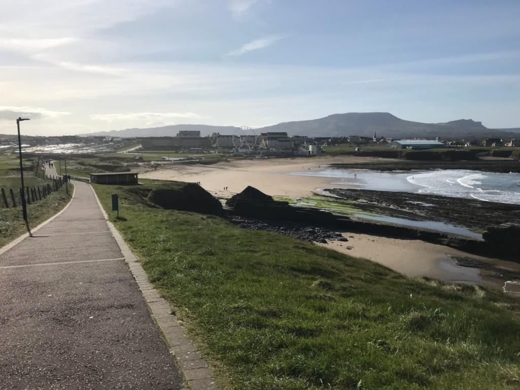 Roguey Walk Bundoran - coastal walks bundoran