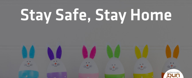 stay safe stay home for easter