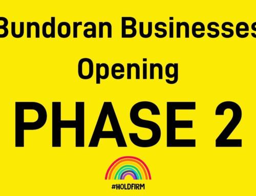 Bundoran Businesses Opening Phase 2