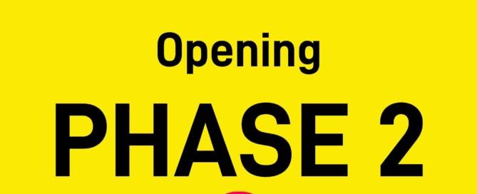 bundoran businesses reopening phase 2