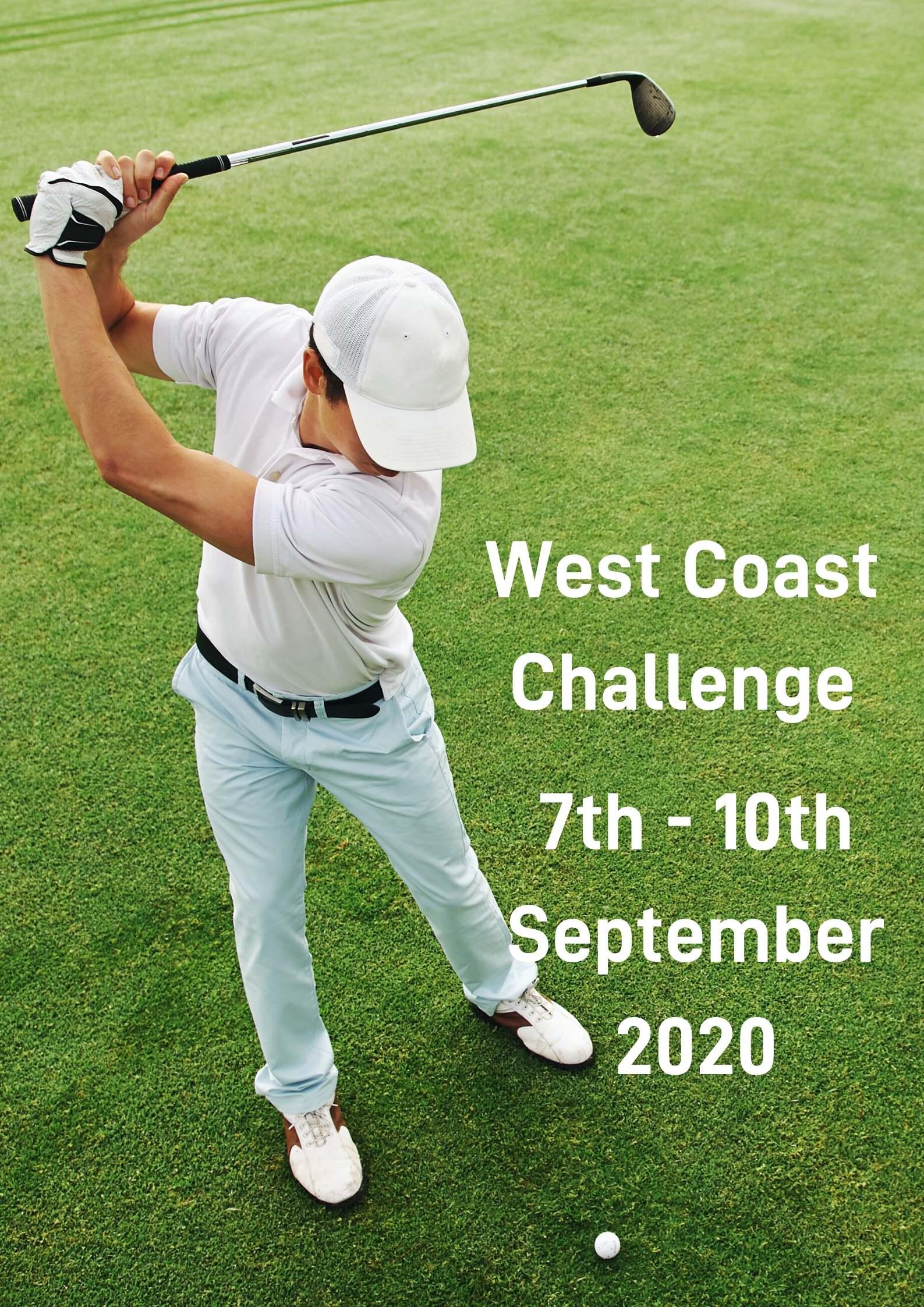 west coast challenge golf