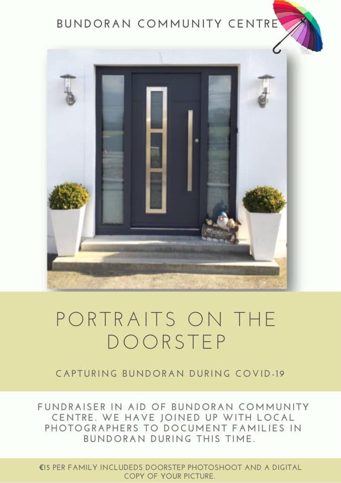 bundoran doorstep portraits