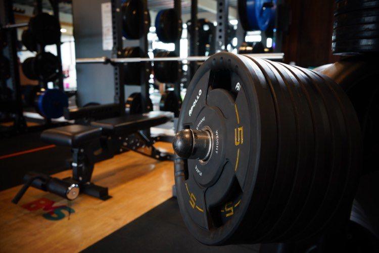 BMS Warehouse Gym equipment