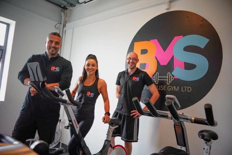 BMS Warehouse Gym Staff