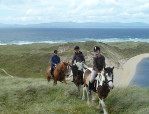 Bundoran by Horseback