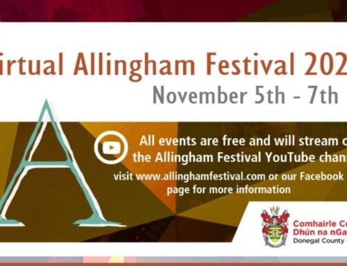 Allingham Festival this weekend