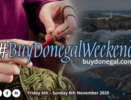 Buy Donegal this November!