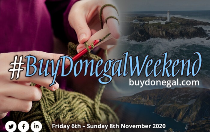 buy donegal weekend promotional image