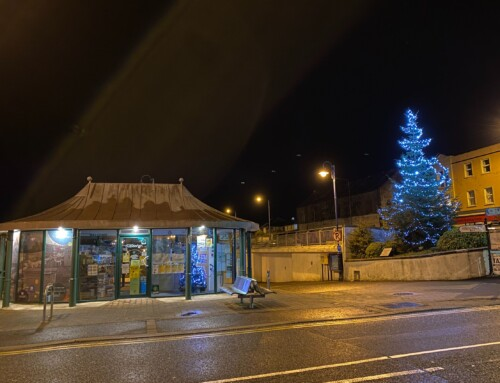 Christmas Lights Bundoran 2020