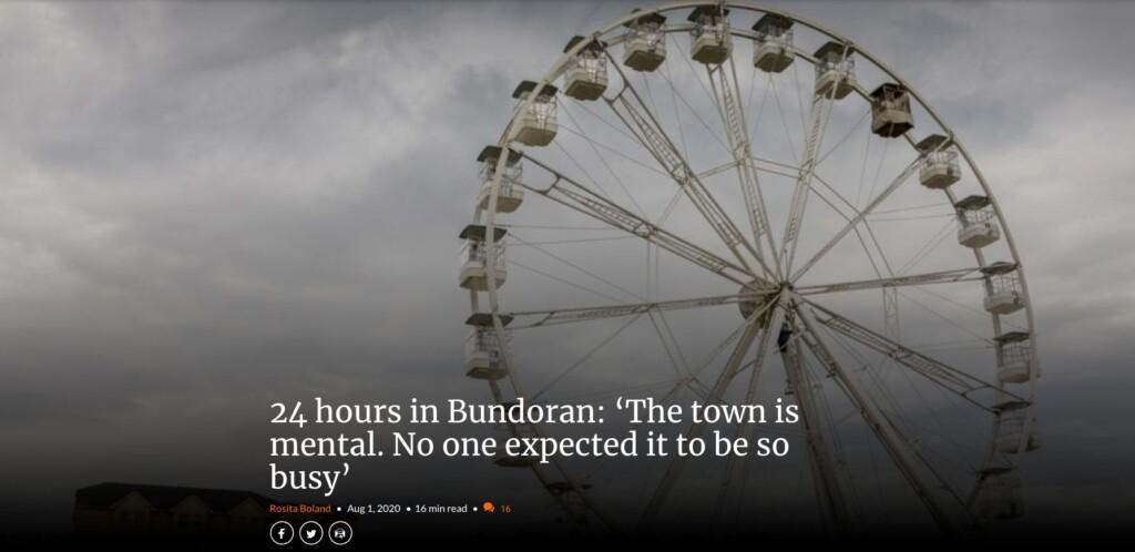 bundoran 2020