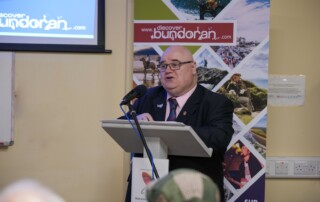 discover bundoran brochure launch