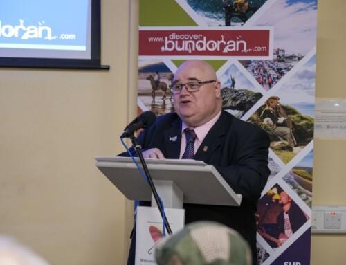 Discover Bundoran Brochure Launch 2020