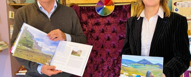 Finding Ireland Book