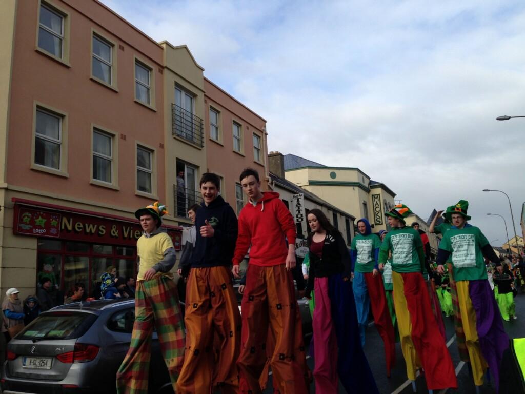 St Patrick's Day Bundoran 2014 st patricks day nostalgia