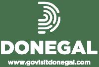 Go Visit Donegal new logo