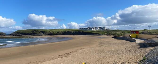 Bundoran's Blue Flag Main Beach