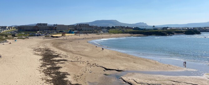 travel to bundoran from today - main-beach-bundoran