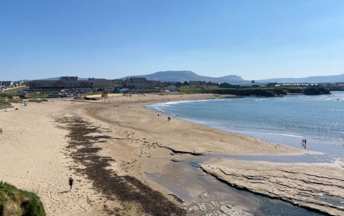 travel to bundoran from today - main-beach-bundoran
