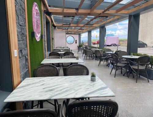 Outdoor Dining in Bundoran this Weekend
