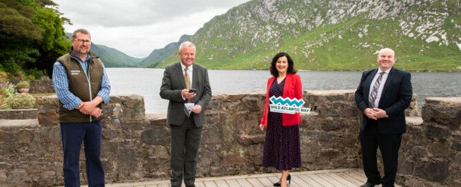 Donegal Tourism Industry launches new brochure