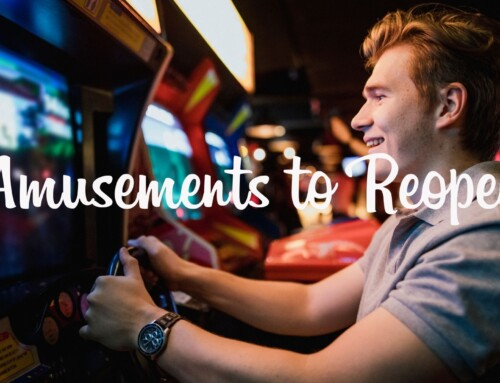 Amusements to reopen on September 20th