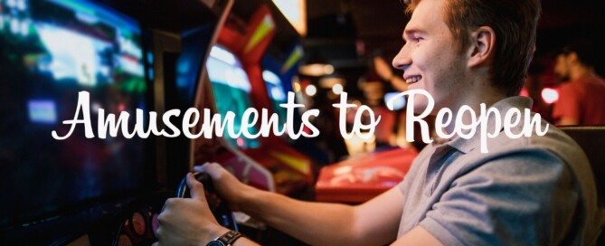 Amusements to reopen