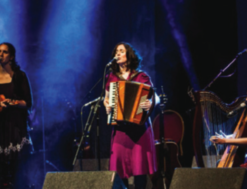 Abbey Sessions for Ballyshannon next week